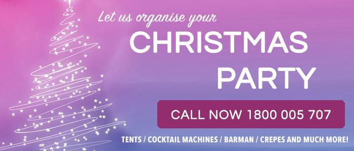 Christmas Party hire Sydney
