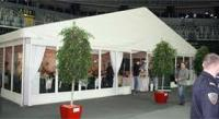Marquee Hire | Clear Walled Marquee