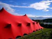 Party Tent hire | Flexitent 120 australia