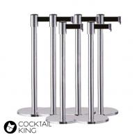 Party Essentials -  Retractable Barrier Post