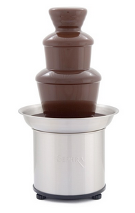 select chocolate fountain
