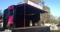 Jumbo Mobile Stage 9m x 7m |Stage Hire - Melbourne, Sydney, Adelaide, Brisbane