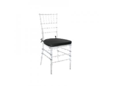 CLEAR TIFFANY CHAIR HIRE   COCKTAIL KING