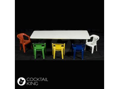 Childrens Table | Table and Chair Hire - Melbourne, Sydney, Adelaide, Brisbane