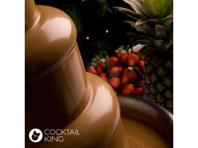 The Party Chocolate Fountain 100 | Chocolate Fountain Hire - Melbourne, Sydney, Adelaide, Brisbane