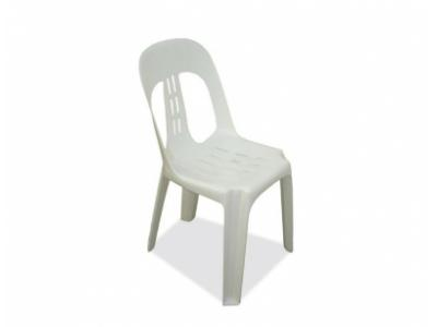 Plastic White Chair | Table and Chair Hire - Melbourne, Sydney, Adelaide, Brisbane